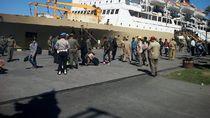 Pascakebakaran, Pelayanan Pelabuhan Benoa Berjalan Normal