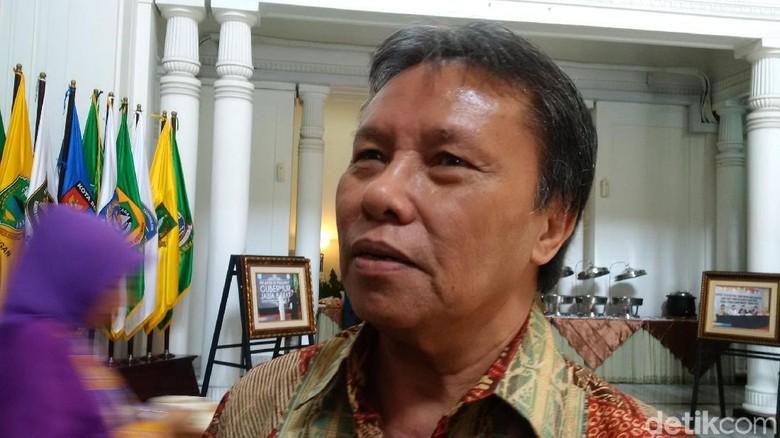 Ketua PHRI Jabar Herman Muchtar