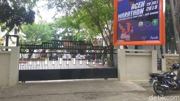 KPK Geledah Dispora Aceh dan PUPR