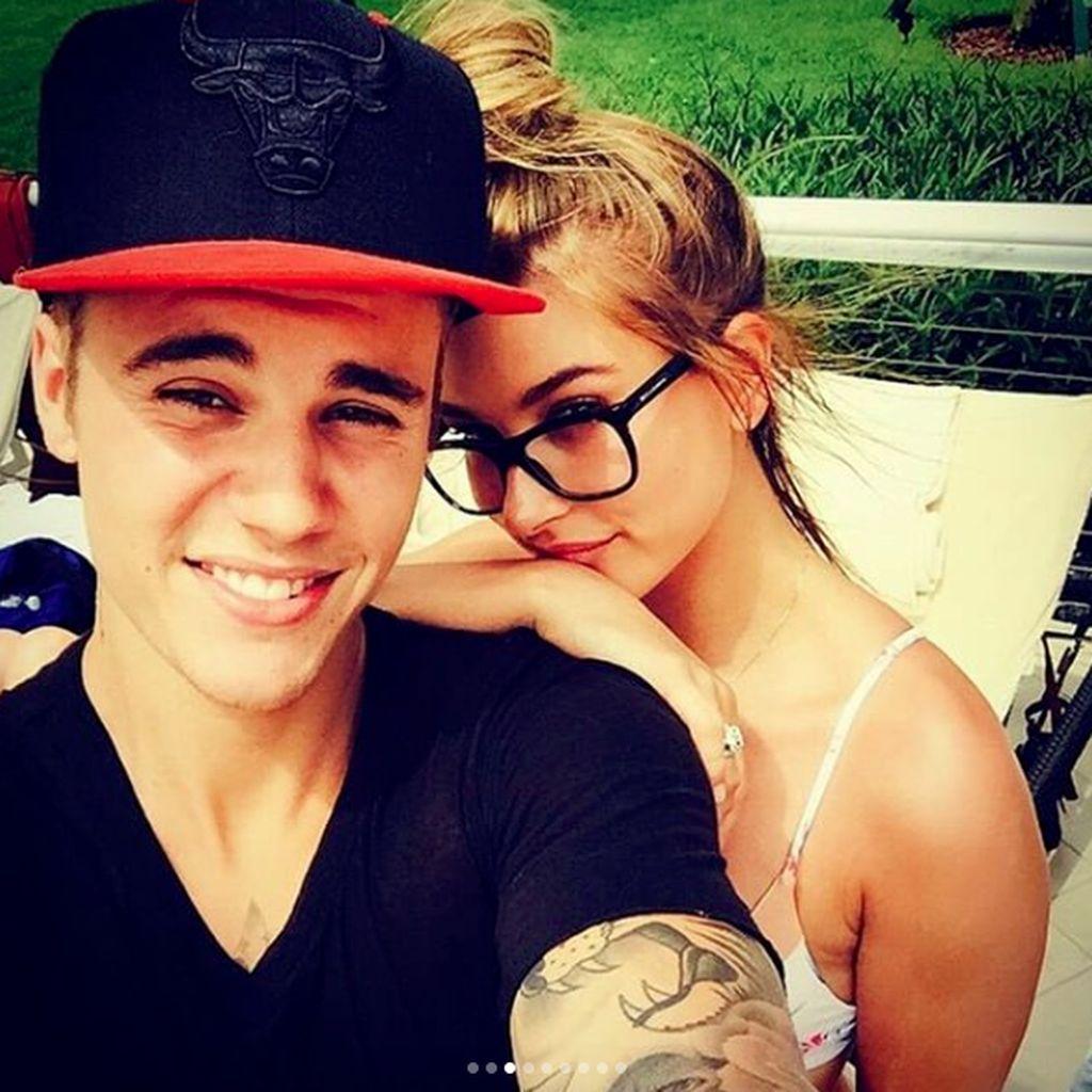 Makin Mesra, Justin Bieber Unggah Foto Ciuman dengan Hailey Baldwin