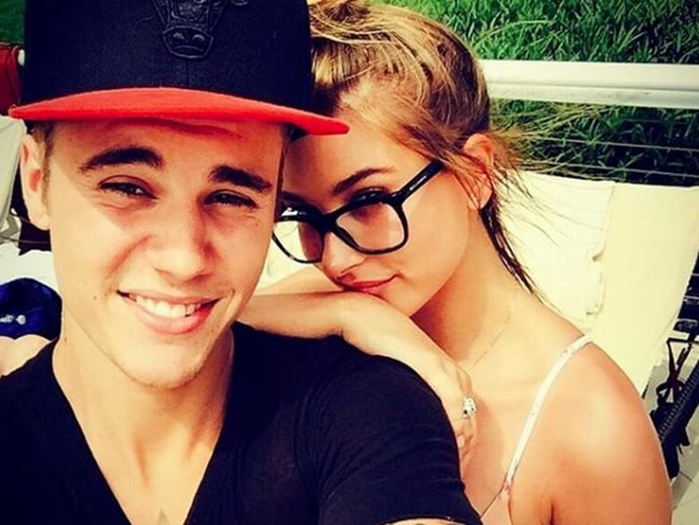 Resmi Tunangan, Justin Bieber Dapat Restu dari Ayah Hailey Baldwin