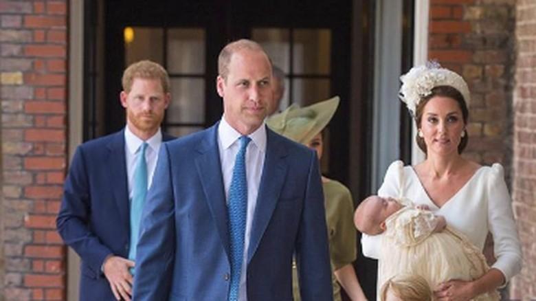 Hal-hal Seputar Pembaptisan Pangeran Louis yang Perlu Bunda Tahu/Foto: Instagram