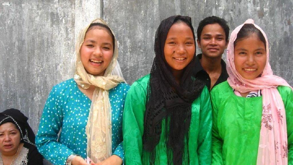 Seperti De Javu, Ini Tampilan Komunitas Muslim Terpencil di Vietnam