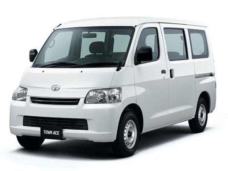 Toyota TownAce Foto: Pool (Tradecarview)