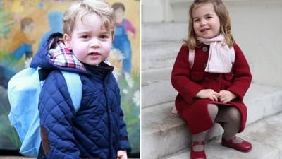 Ini Buku Bacaan Favorit Pangeran George dan Putri Charlotte