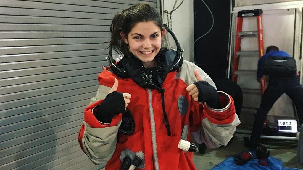 Gadis Belia Ini Bakal Jadi Orang Pertama di Mars