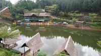 Mega Wisata Icakan Yang Jadi Ikon Ciamis Tutup Wisatawan Kaget