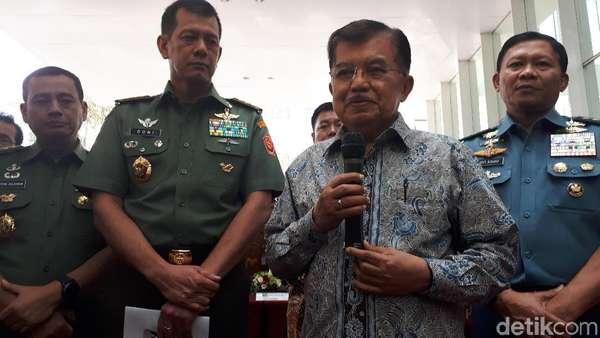 TGB Dukung Jokowi, JK: Politik Bisa Berubah, Kepentingan Tidak