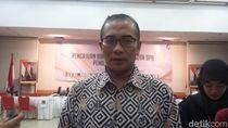 KPU Pelajari Kasus 5 Komisioner KPUD Palembang Tersangka Pidana Pemilu