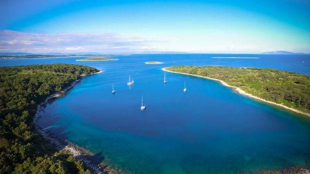 Kroasia, Sepakbola dan Pantai-pantainya
