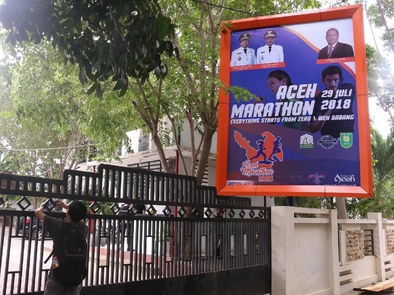 Tersengat Aroma Suap, Event Aceh Marathon Kemungkinan Ditunda