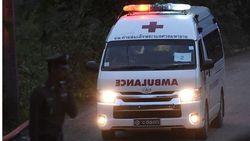 Total 8 Anak Berhasil Diselamatkan dari Gua di Thailand