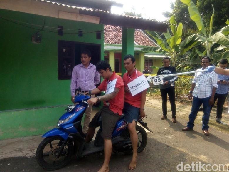 Rekonstruksi Pembunuhan Buruh di Tangerang, 24 Adegan Diperagakan