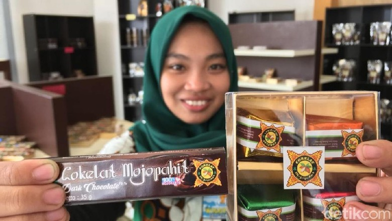 Yuk ke Mojokerto, Cicipi Kemurnian Cokelat Mojopahit