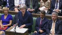Krisis Pemerintahan Inggris, PM Theresa May Berusaha Bertahan