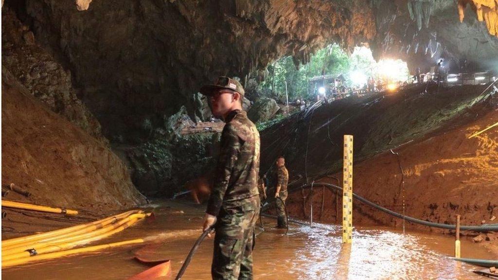 Remaja Terjebak di Gua Thailand, Ancaman Penyakit Gua Membayangi