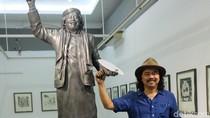 Tisna Sanjaya Bawa Karya Instalasi Respons Kondisi Indonesia ke Australia