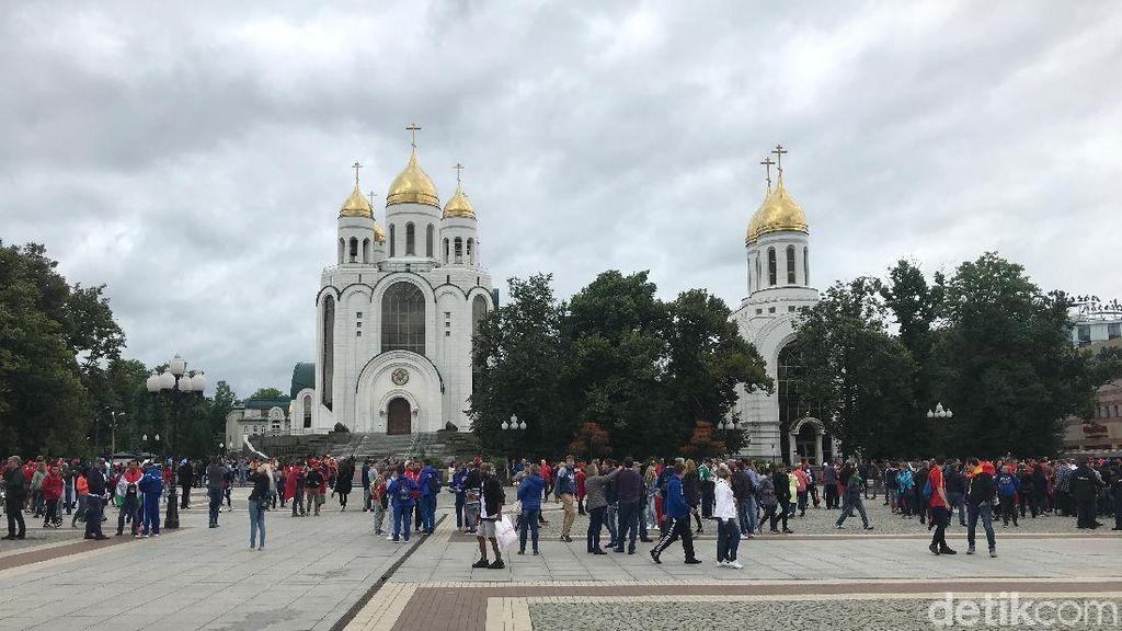Kaliningrad: Permata Laut Baltik yang Terasing dari Rusia