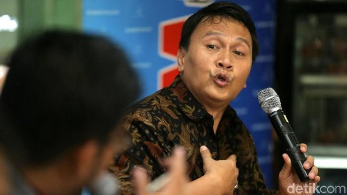 Mardani Ali Sera (Agung Pambudhy/detikcom)