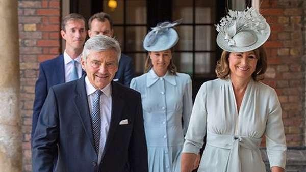 Perbandingan Gaya Kate Middleton-Meghan Markle di Pembaptisan Louis