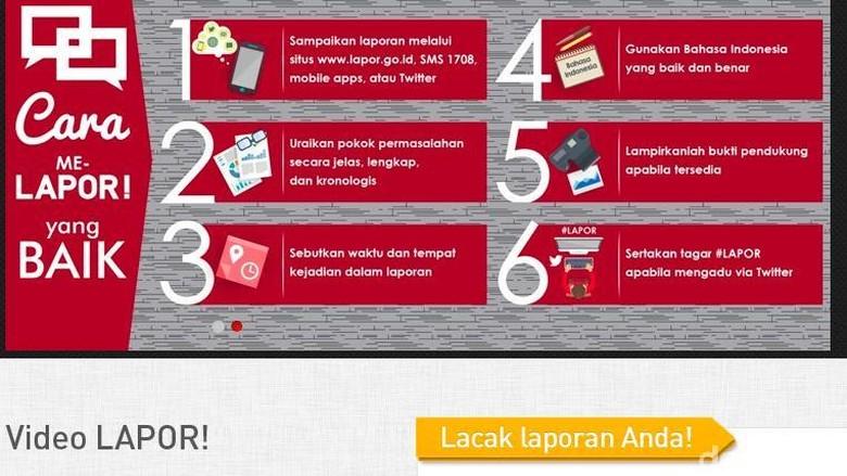 Seberapa Efektif Aplikasi LAPOR dan Panic Button Bandung?