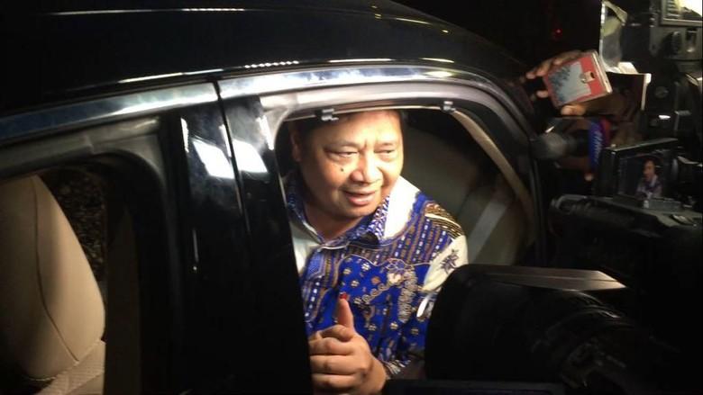 Pertemuan Airlangga-SBY Belum Hasilkan Keputusan soal Koalisi