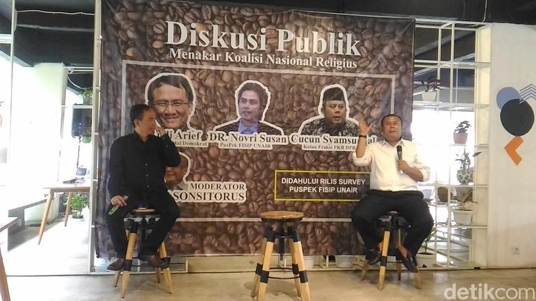 Demokrat Bangga dan Bersyukur Bila TGB Diambil Jokowi Jadi Cawapres