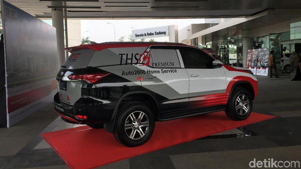 Sulitnya Jadi Petugas THS Auto2000 di Lampung, Jarak Jauh Hingga Begal