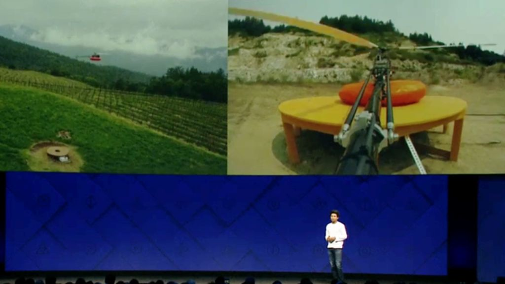 Facebook Setop Proyek Drone Helikopter, Kenapa?