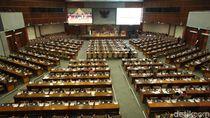 Paripurna Penutupan Sidang, Hanya 197 Anggota DPR yang Hadir