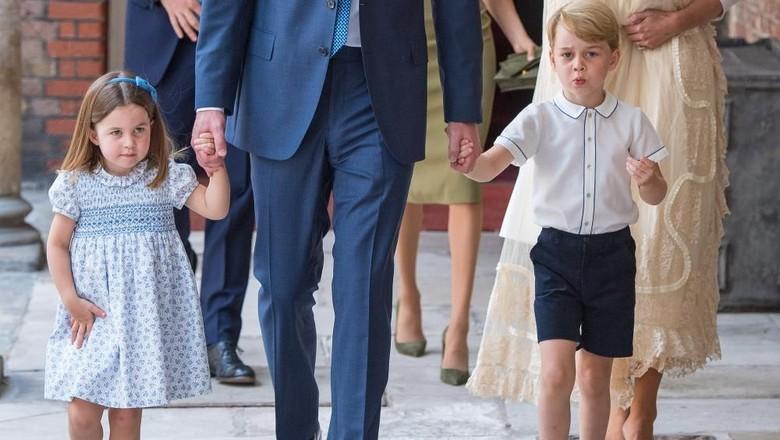 Yeay! Pangeran George dan Charlotte Jadi Pengiring Pengantin Lagi/Foto: Getty Images