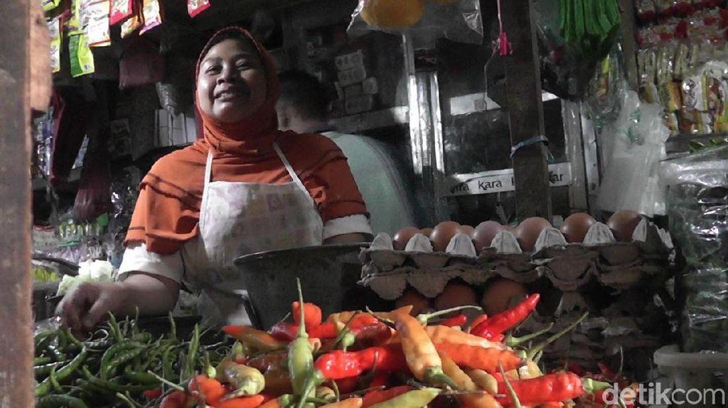 Tak Cuma di Jakarta, Harga Telur Ayam di Rembang Rp 28.000/Kg