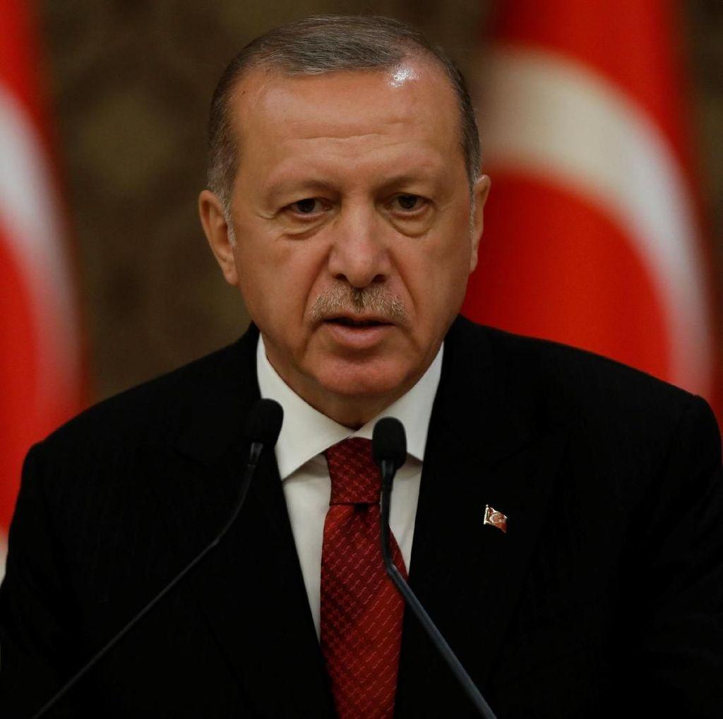Ini Rencana Erdogan Setelah Boikot iPhone