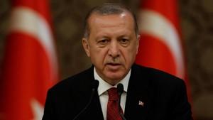 Erdogan Tunjuk Diri Sendiri Jadi Kepala Badan Pendanaan Turki
