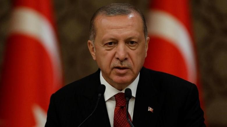 Trump Serukan Erdogan Bebaskan Pendeta AS yang Ditahan di Turki