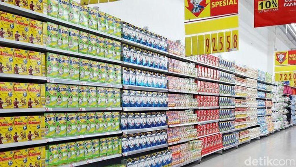 Harga Spesial Ragam Merk Susu di Kids Fair Transmart Carrefour
