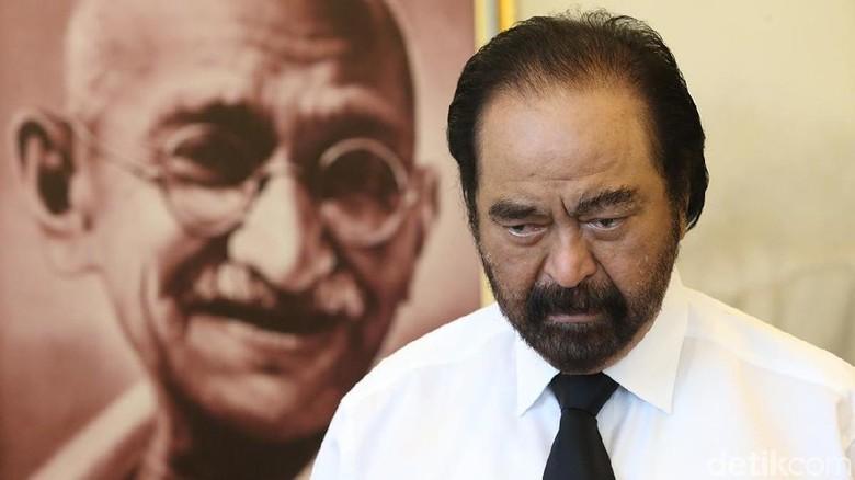 Cak Imin Ingin Jadi Ketua MPR, Surya Paloh: Dia Selalu Merasa Paling Pantas