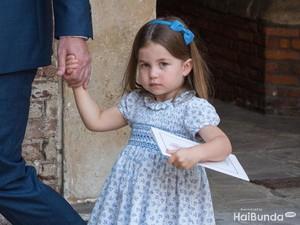 Alasan Putri Charlotte Tak Pernah Pakai Celana Panjang
