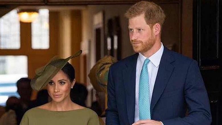 Dekatnya Pangeran Harry-Meghan Markle dengan Anak-anak Irlandia/ Foto: dok.ist