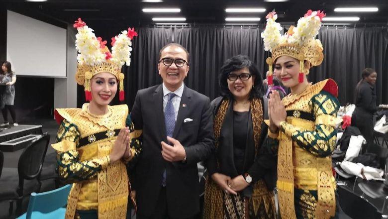 Berita Selandia Baru: KBRI Wellington Gelar Konser Budaya Istimewa Di Selandia Baru