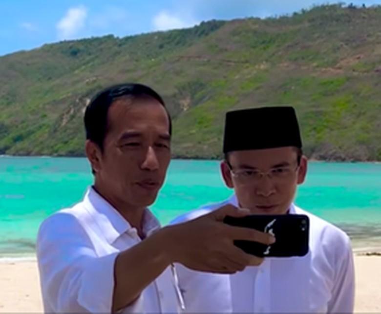 TGB Masuk Kandidat Cawapres Jokowi, Ini Respons Demokrat