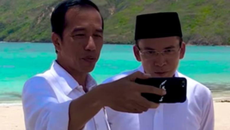 TGB Syukuri Namanya Masuk Kandidat Cawapres Jokowi