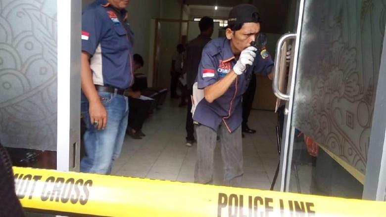 BTPN di Sumut Dirampok, Satpam Ditodong Pistol