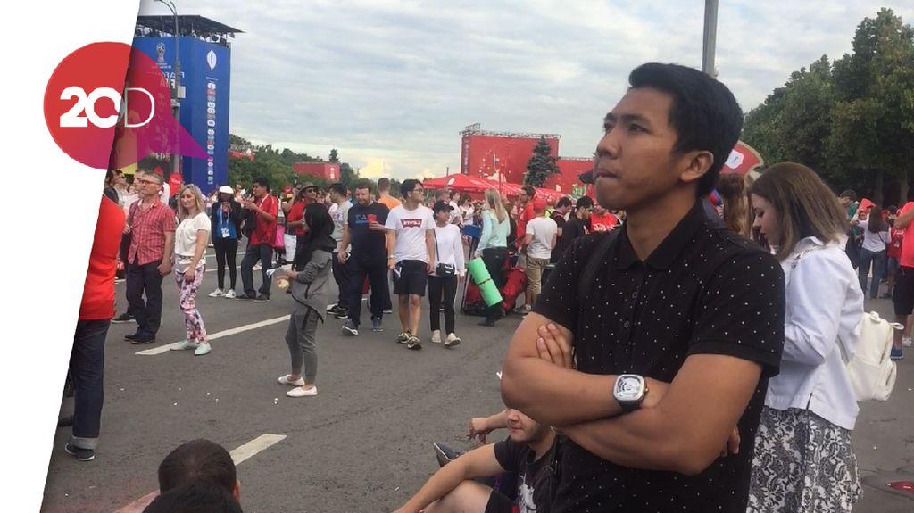 Mahasiswa Indonesia Raup Rezeki di Piala Dunia 2018