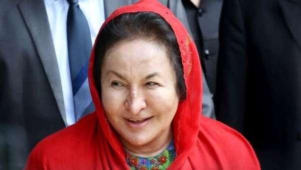 Istri Najib Digugat dan Diminta Kembalikan Perhiasan yang Disita