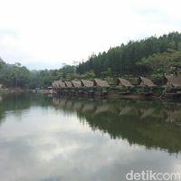 Foto: Ikon Kota Ciamis yang Tutup