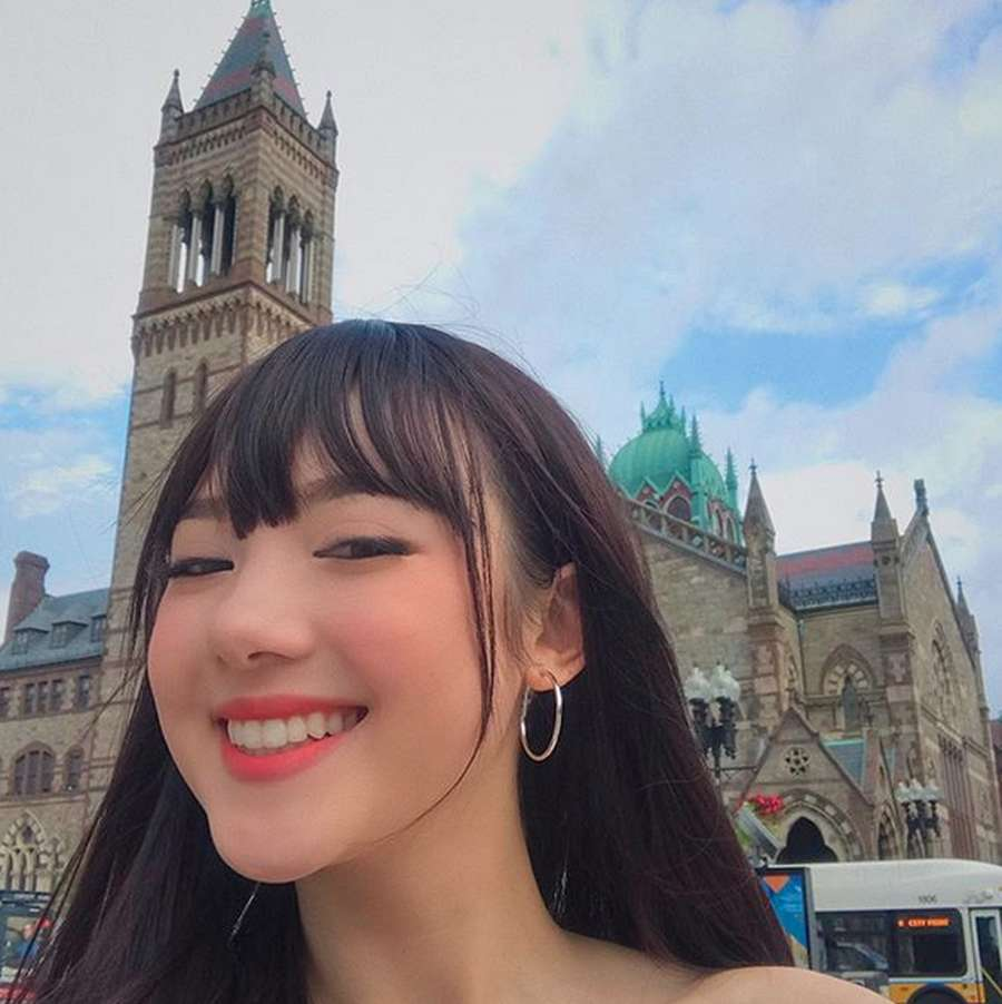 Jannine Weigel, YouTuber Cantik yang Cover Lagu Tema Asian Games 2018