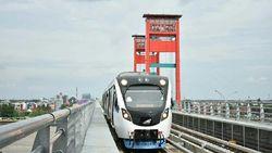 LRT Palembang Sempat Berhenti Operasi 35 Menit karena Listrik Padam