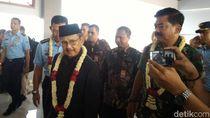 Bersama Habibie, Panglima TNI Resmikan SMA Dirgantara di Boyolali