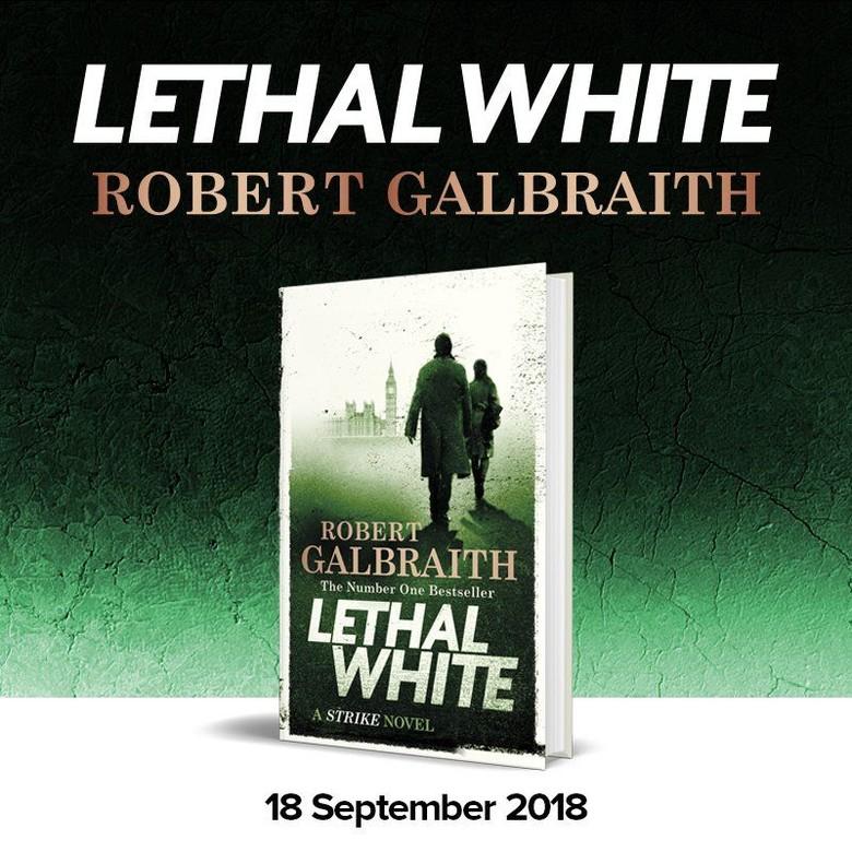 Robert Galbraith Bocorkan Tanggal Terbit Buku ke-4